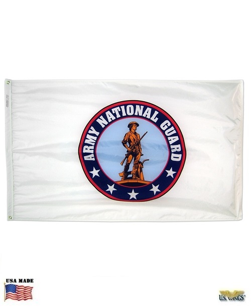 United States Army National Guard Flag