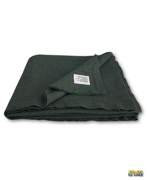 OD Green Military Blanket