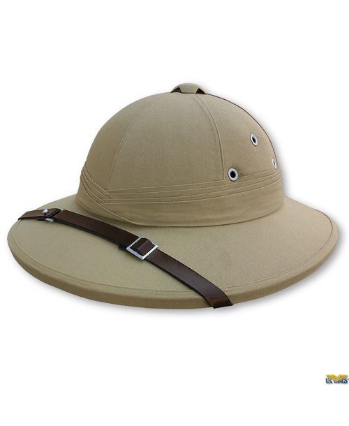 7e66f3264a The Original Pith Helmet - US Wings