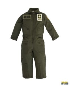 kids military flight suit