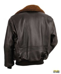 a1fb0f8c2 Schott® Wings of Gold Leather G-1 Bomber Jacket