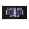 KOREAN WAR VETERAN RIBBON PATCH