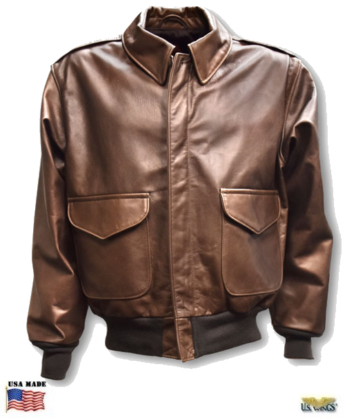 82b0e7d7f3a Signature Series™ Limited WWII Cowhide A-2 Bomber Jacket