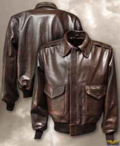 US Wings Cape Buffalo Modern A-2 Jacket