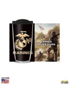 US Marines Cup - Earned