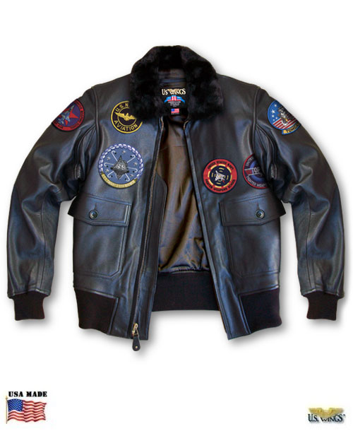 Signature Series™ Top Gun Bomber Jacket G-1