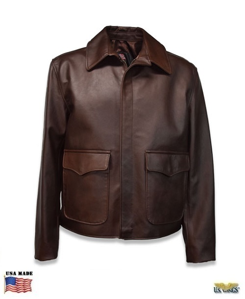 Signature Series Kangaroo Indy-style Jacket