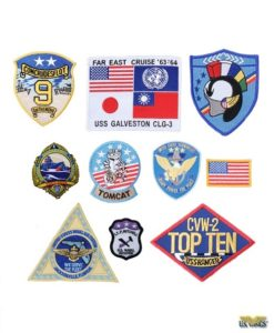 Maverick Top Gun Patch Set (1st Movie)