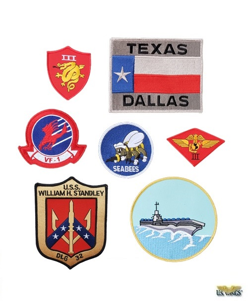 Top Gun Patch Set