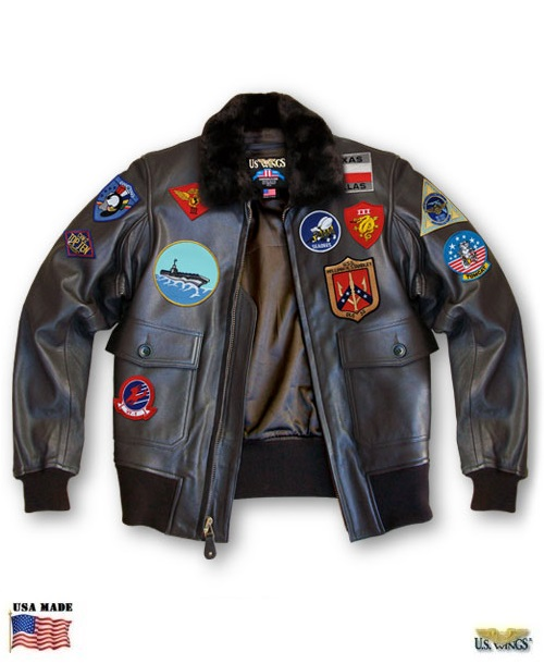Signature Series™ Top Gun G-1 Flight Jacket (1st Movie)