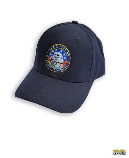 Battle of Midway Cap