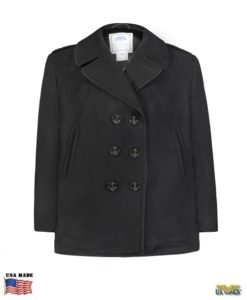 Women's US Military Issue Peacoat